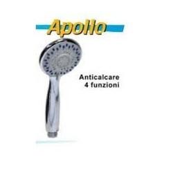 Doccetta 4 getti anticalcare Apollo