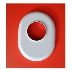 Rosone eccentrico bianco (Art. 80001360)