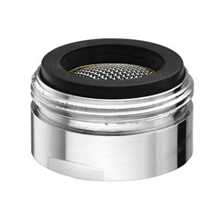 Aeratore (flitrino) maschio per rubinetto 24x1