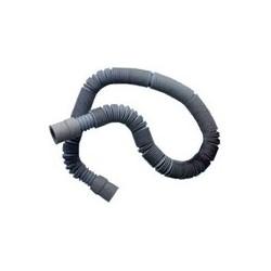 Tubo di scarico per lavatrice/lavastoviglie flessibile 2 mt.