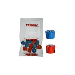 Kit manopole per collettori Trilem