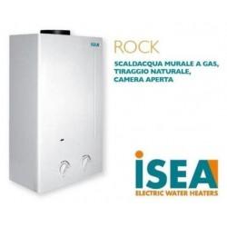 "Scaldabagno a gas ISEA ""Rock"" 80 litri Gpl-Metano"