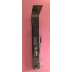 Colonna doccia idromassaggio (Serie 9010 nero)