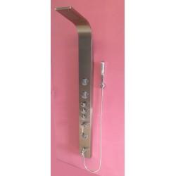 Colonna doccia idromassaggio (Serie 9010 inox)