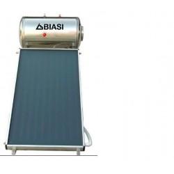Impianto solare termico a circolazione naturale Biasi 160 lt.
