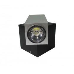 Applique lampada LED da parete luce calda 2 Watt