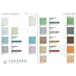 "Rivestimento bagno serie ""Glass e mosaico"""