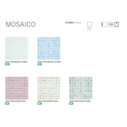 "Rivestimento bagno serie ""Mosaico"""