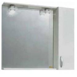 Specchio con 1 anta bianco