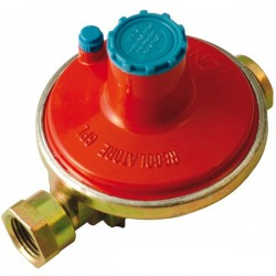 Regolatore di pressione Gas 7 Kg/h
